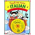 Teach Me More Italian (Paperback and Audio CD): A Musical Journey Through the Year