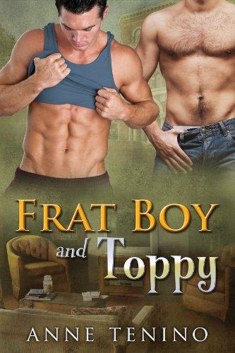 Frat Boy and Toppy (Theta Alpha Gamma) by Anne Tenino