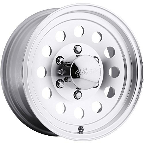 Ultra Type 62 Trailer 15 Machined Wheel / Rim 6x5.5 with a 0mm Offset and a 105 Hub Bore. Partnumber 062-5683K (062 Trailer Machined Ultra Wheel compare prices)