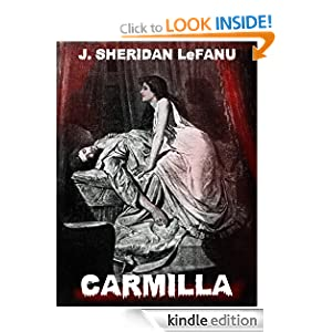 CARMILLA (illustrated Vampire Romance)