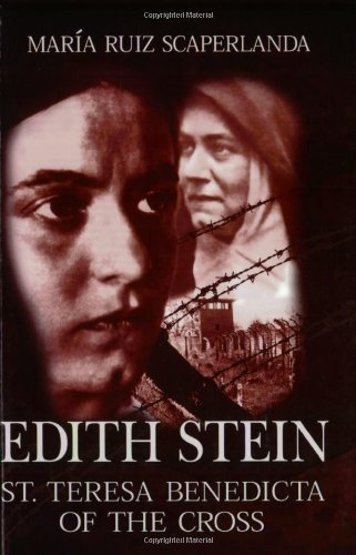Edith Stein: St. Teresa Benedicta of the Cross