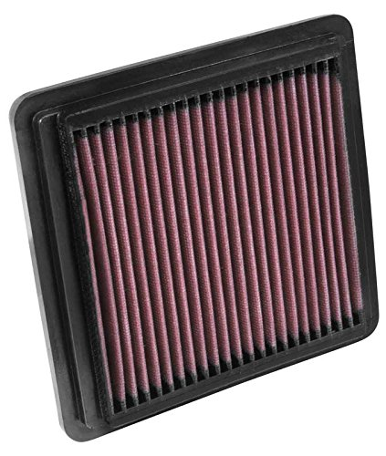 K&N 33-2348 High Performance Replacement Air Filter