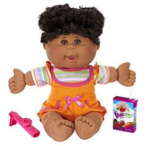 Amazon.com: Cabbage Patch Kids Feature Toddler (A/A) African American