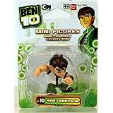 "Ben 10 Mini Figure No. 10 Ben Tennyson 1.5"" Mini Figure 97330"
