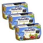 B�b� Nestl� Naturnes Pommes Poires -...