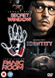 Secret Window/Identity/Panic Room [DVD]