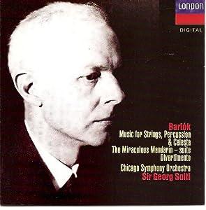 Bartok: Music for Strings,Perc