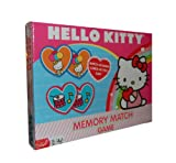 Hello Kitty Memory Match Board Game
