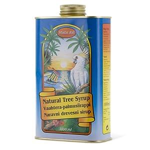 Neera Natural Madal Bal Syrup, 33.8 FL OZ