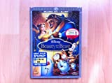 Beauty and the Beast (2010 Dvd) + Blu Ray Combo Pack
