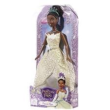 Disney The Princess and The Frog Princess Tiana Doll