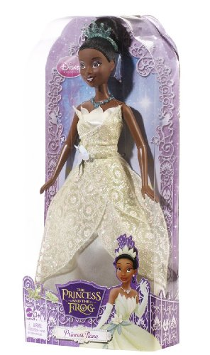 Disney The Princess and The Frog Princess Tiana Doll