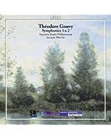 Intégrale des Symphonies vol.3 : Symphonies nos 1 & 2