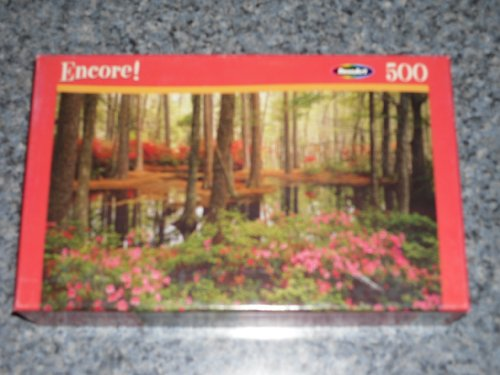 RoseArt Encore! - Cypress Gardens Jigsaw Puzzle 500 pieces