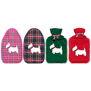 Vagabond Dog Hot Water Bottle