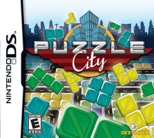 Puzzle City - Nintendo DS - 1