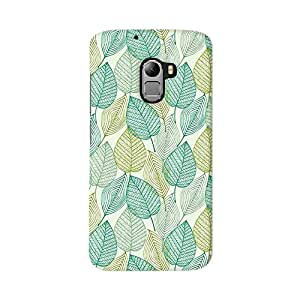 ArtzFolio Ornamental Spring : Lenovo K4 Note Matte Polycarbonate ORIGINAL BRANDED Mobile Cell Phone Protective BACK CASE COVER Protector : BEST DESIGNER Hard Shockproof Scratch-Proof Accessories