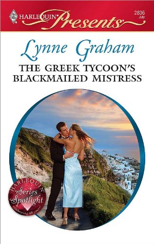 Blackmailed Mistress Harlequin Presents ebook