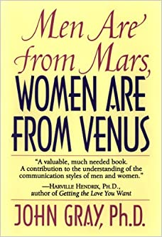 Is the Book Men Are From Mars Women Are From Venus an ...