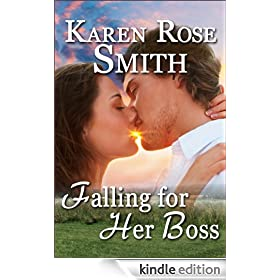 Falling For Her Boss (Finding Mr. Right Book 4)