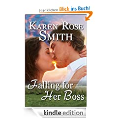 Falling For Her Boss (Finding Mr. Right series)