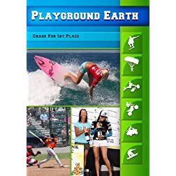 Playground Earth Chase For 1st Place