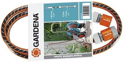 Gardena Anschlussgarnitur ComfortFlex mit 1,5 m 13mm 1/2 Zoll, 18040-20