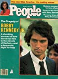 Bobby Kennedy Cover only original clipping magazine photo 1pg 8x10 #Q9993
