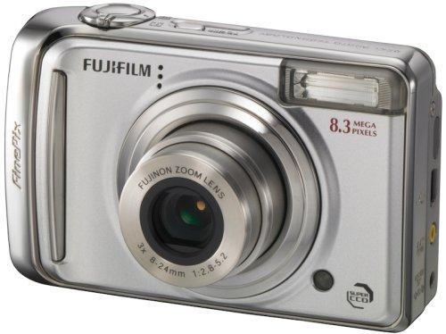 FUJIFILM デジタルカメラ FinePix (ファインピックス) A800 シルバー FX-A800