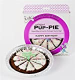Lazy Dog Cookie Company Original Pup-PIE Dog Treat (Happy Birthday!)