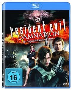 Resident Evil: Damnation [Blu-ray]
