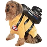 Official Pet Dog Cat Ghostbusters Halloween Fancy Dress Costume Outfit Clothes (Medium)