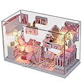 作って楽しい 自分だけの癒し空間 クリスタルドールハウス手作りキット エクシトデザインオリジナル工具セット付き! (織姫)