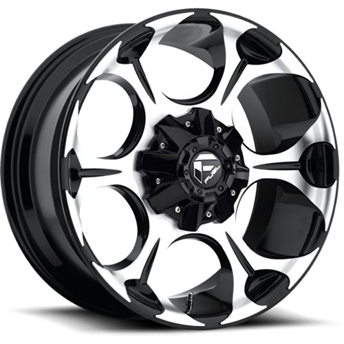 Fuel Dune 20x10 Machined Black Wheel / Rim 6x135 & 6x5.5 with a -12mm Offset and a 106.40 Hub Bore. Partnumber D52420009850 цены онлайн