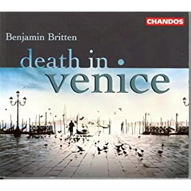 Death in Venice, Op. 88: Act I Scene 1: I have always kept a close watch over my development (Aschenbach)