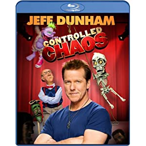 Jeff Dunham: Controlled Chaos on Blu-ray