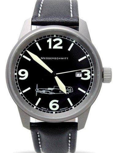 Messerschmitt 41mm Titanium Case Pilot's Watch ME109M