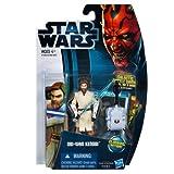Hasbro スター・ウォーズ 2012 クローン・ウォーズ ベーシックフィギュア オビ=ワン・ケノービ/Star Wars 2012 The Clone Wars Action Figure CW12 Obi-Wan Kenobi【並行輸入】
