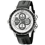Hamilton Men's H77726351 Khaki Aviation Analog Display Automatic Self Wind Black Watch