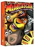 Madagascar 1-3 [DVD] [2005]