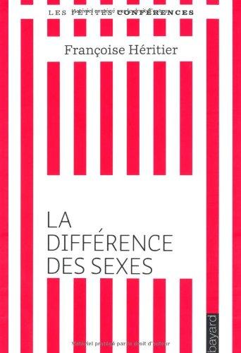 La différence des sexes explique-t-elle leur inégalité ? : petite conférence