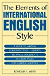 The Elements of International English...