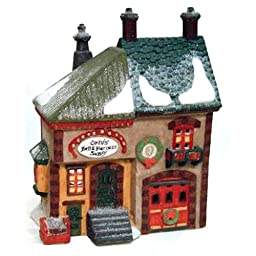Department 56 Orlys Bells & Harness Supply