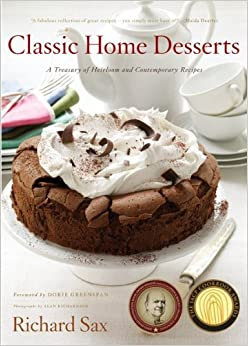 Classic Home Desserts Chocolate Cloud Cake