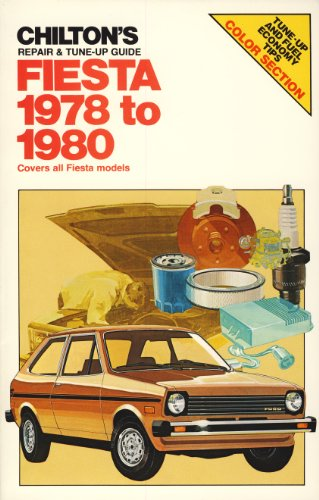 Repair and Tune-up Guide for Ford Fiesta 1978-80