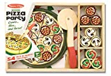 Pizza Party Wooden Set
