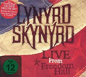 Live From Freedom Hall (CD/DVD)