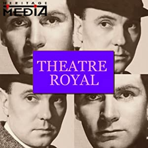 Classic English and Irish Dramas Starring Ralph Richardson and Margaret Lockwood, Volume 1 | [Theatre Royal, Laurence Sterne, J. B. Priestley]