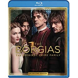 The Borgias: The Second Season [Blu-ray]