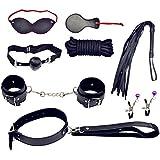 Utimi 8 Pieces of SM Bondage Sex Toys